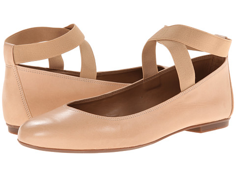 French Sole - Natty (Natural Calf) Women