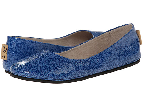 French Sole - Sloop (Cobalt Small Crackle) Women