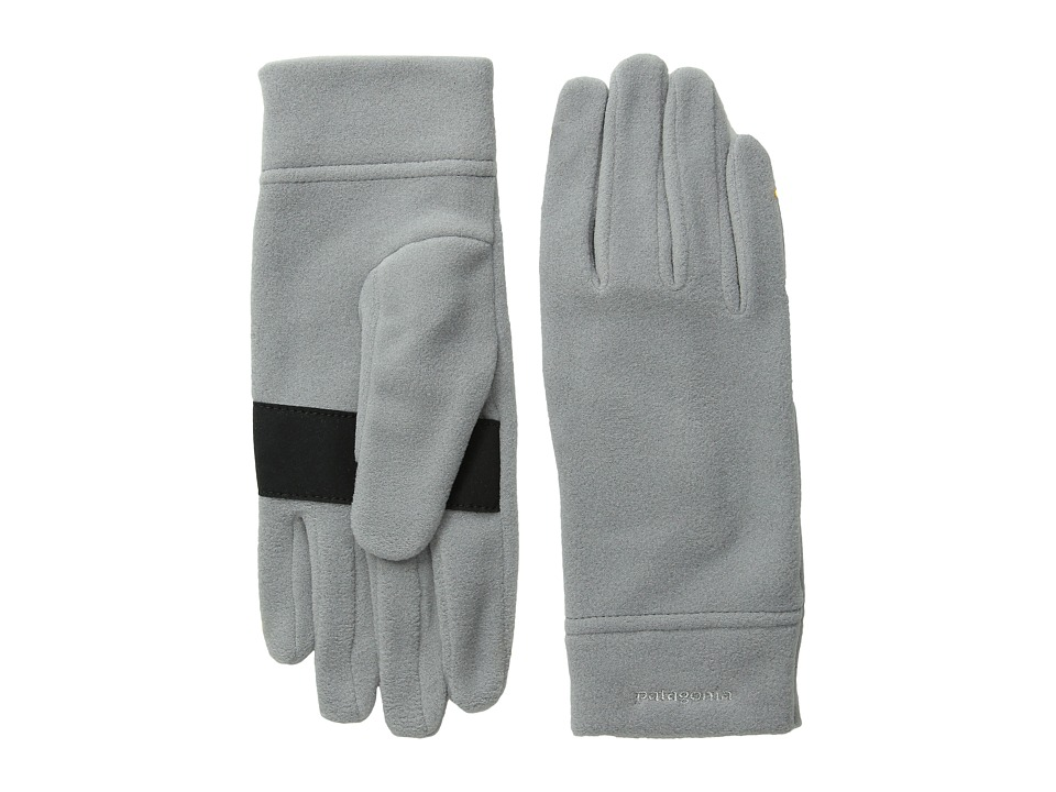 Patagonia - Micro D Gloves (Feather Grey) Extreme Cold Weather Gloves