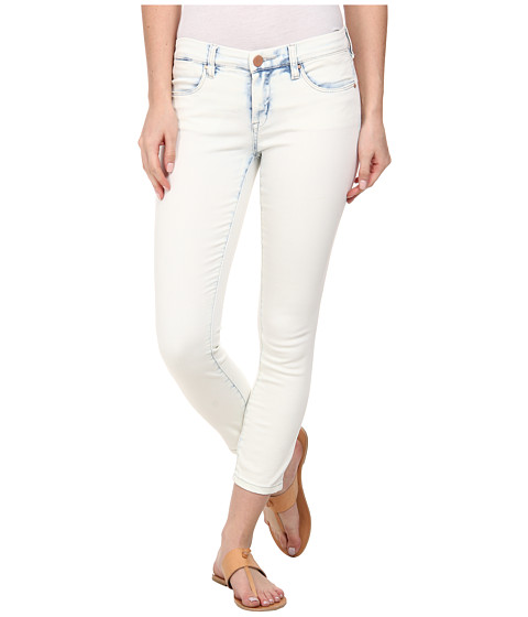 Blank NYC - Light Denim Crop Skinny in Space Cadet (Space Cadet) Women