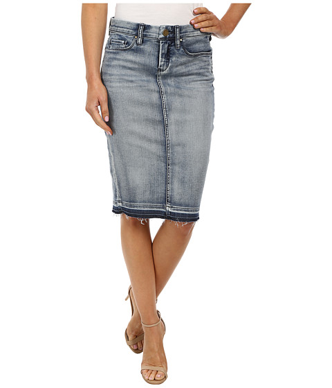 Blank NYC - Released Hem Pencil Skirt in Cry Baby Music (Cry Baby Music) Women