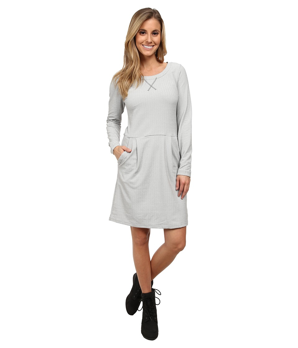 Patagonia - Active Herringbone Dress (Feather Grey) Women's Dress