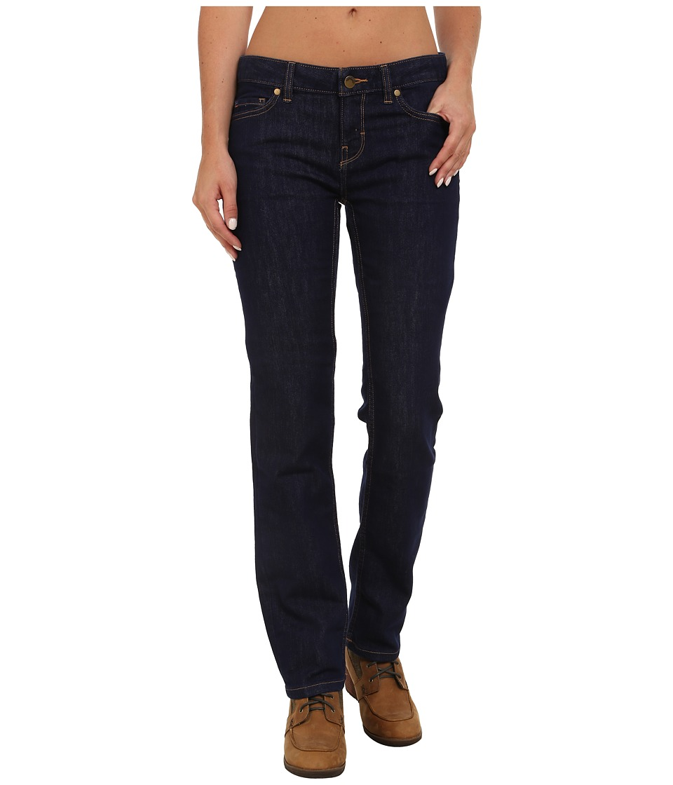 Patagonia - Straight Jeans (Dark Denim) Women's Jeans