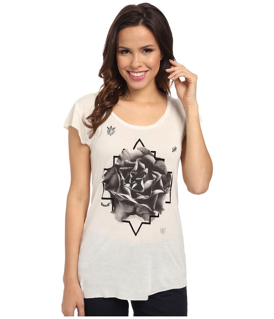 Diesel - T-Daph-H T-Shirt (Ivory) Women