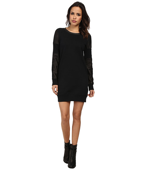 Diesel - D-Elab Dress (Black) Women's Dress
