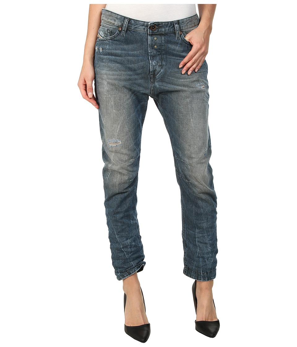 Diesel - Eazee Boyfriend 0837H (Denim) Women