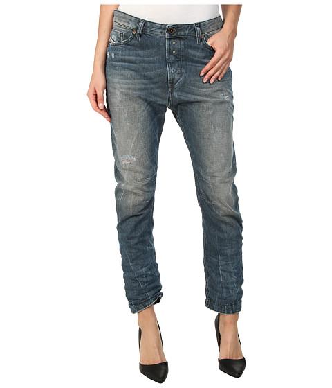 Diesel - Eazee Boyfriend 0837H (Denim) Women's Jeans