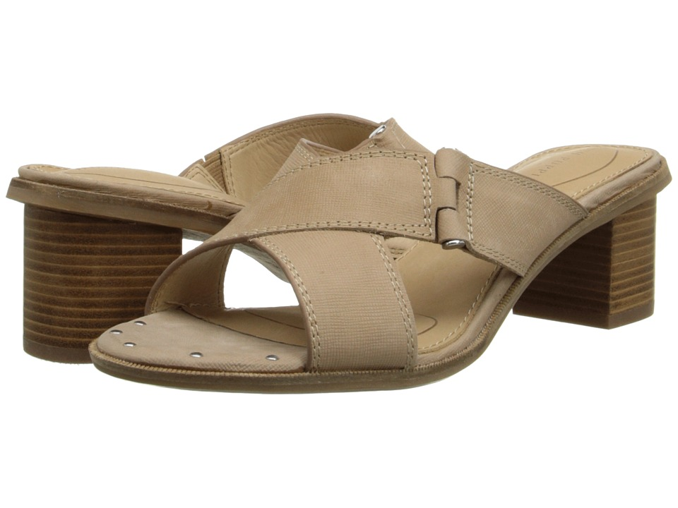 Hush Puppies - Wren Ballard (Light Tan Leather) Women