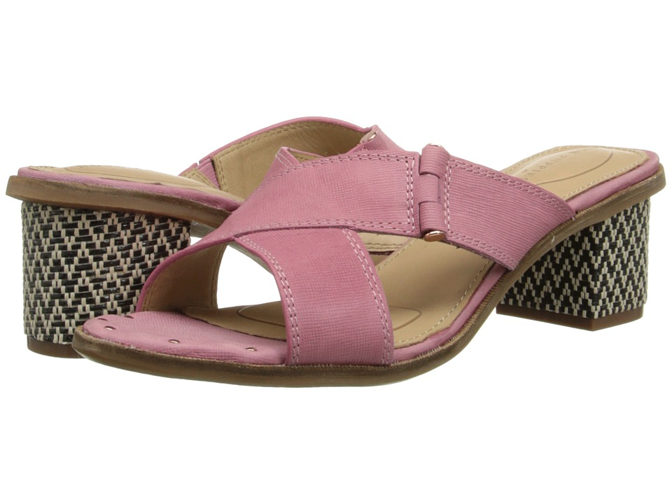 Hush Puppies - Wren Ballard (Rose Mist Leather) Women