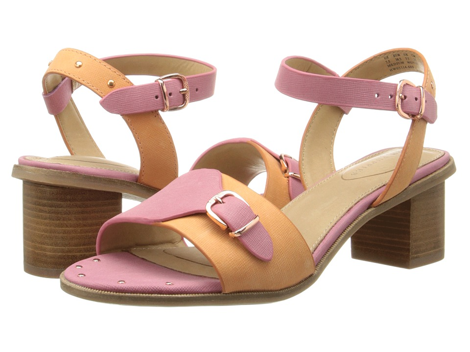 Hush Puppies - Winter Ballard (Rose Mist Multi Leather) High Heels