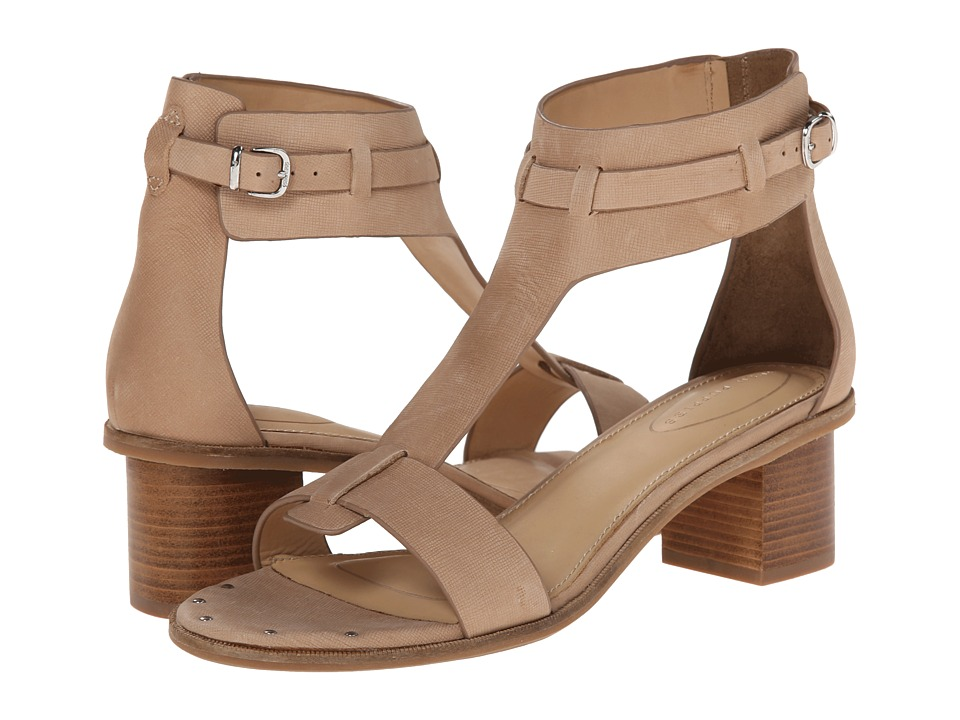 Hush Puppies - Winnie Ballard (Light Tan Leather) High Heels