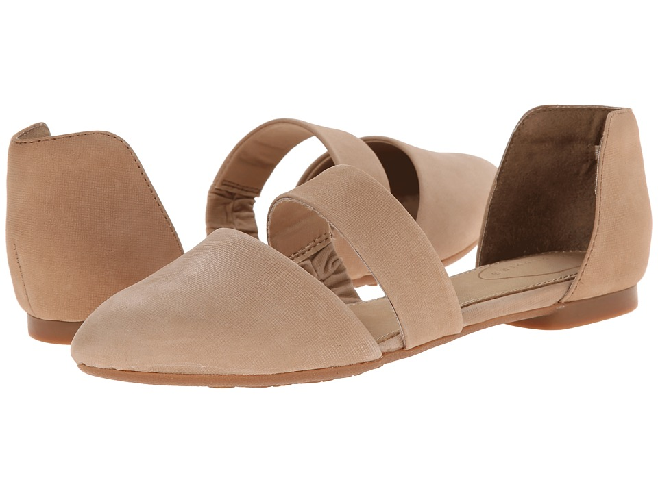 Hush Puppies - Kendall Trave (Light Tan Leather) Women
