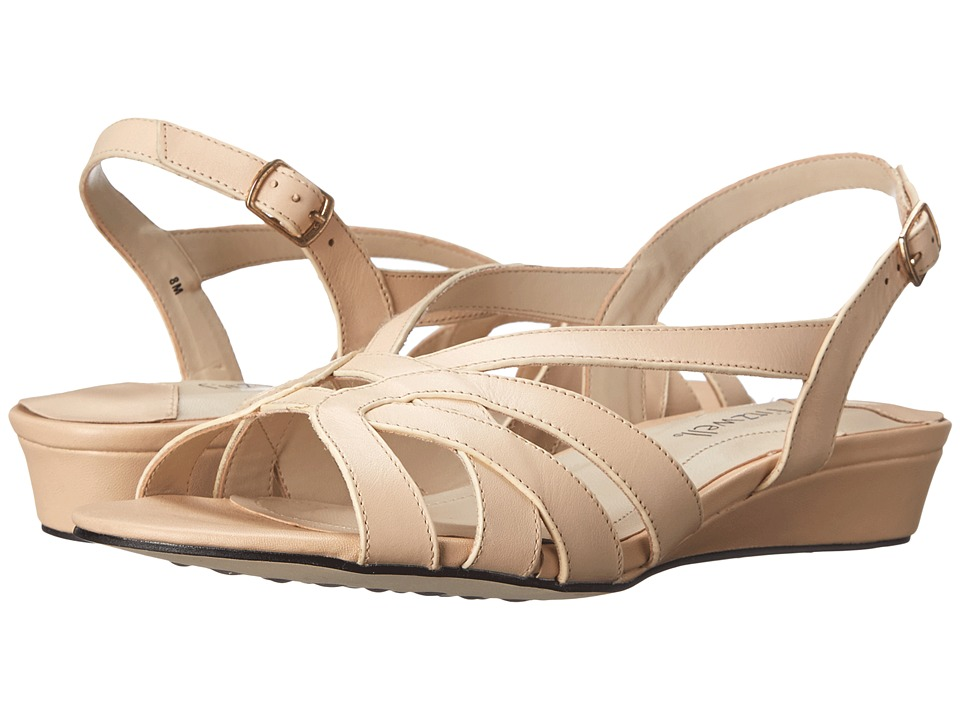 Fitzwell - Ping (Natural Burnished Leather) Women's Sandals
