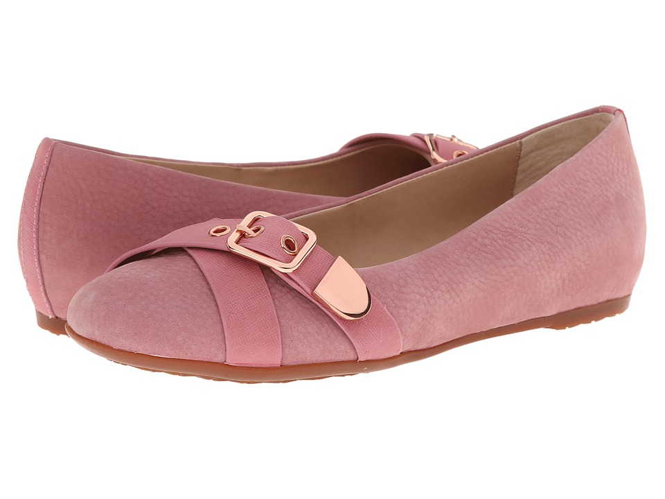 Hush Puppies - Dallas Hailey (Rose Mist Leather) Women