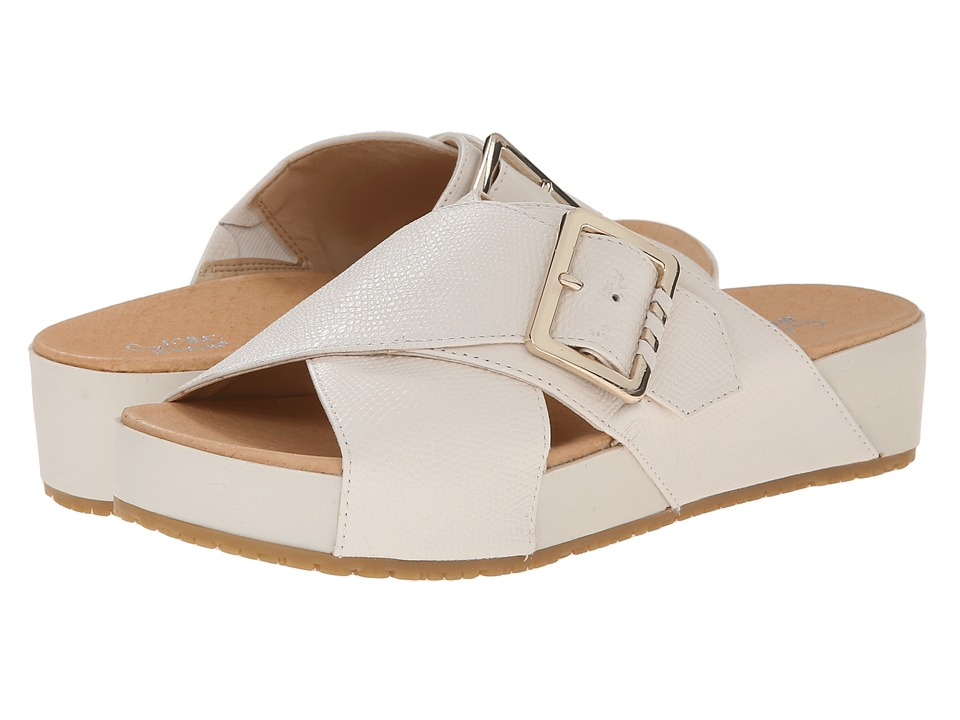 Dr. Scholl's - Flight Original Collection (Gardenia Leather) Women's Sandals