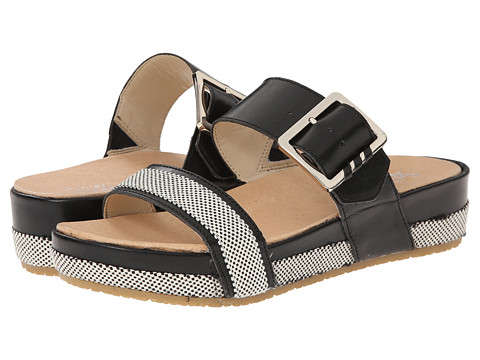Dr. Scholl's - Frill Original Collection (Black) Women's Sandals