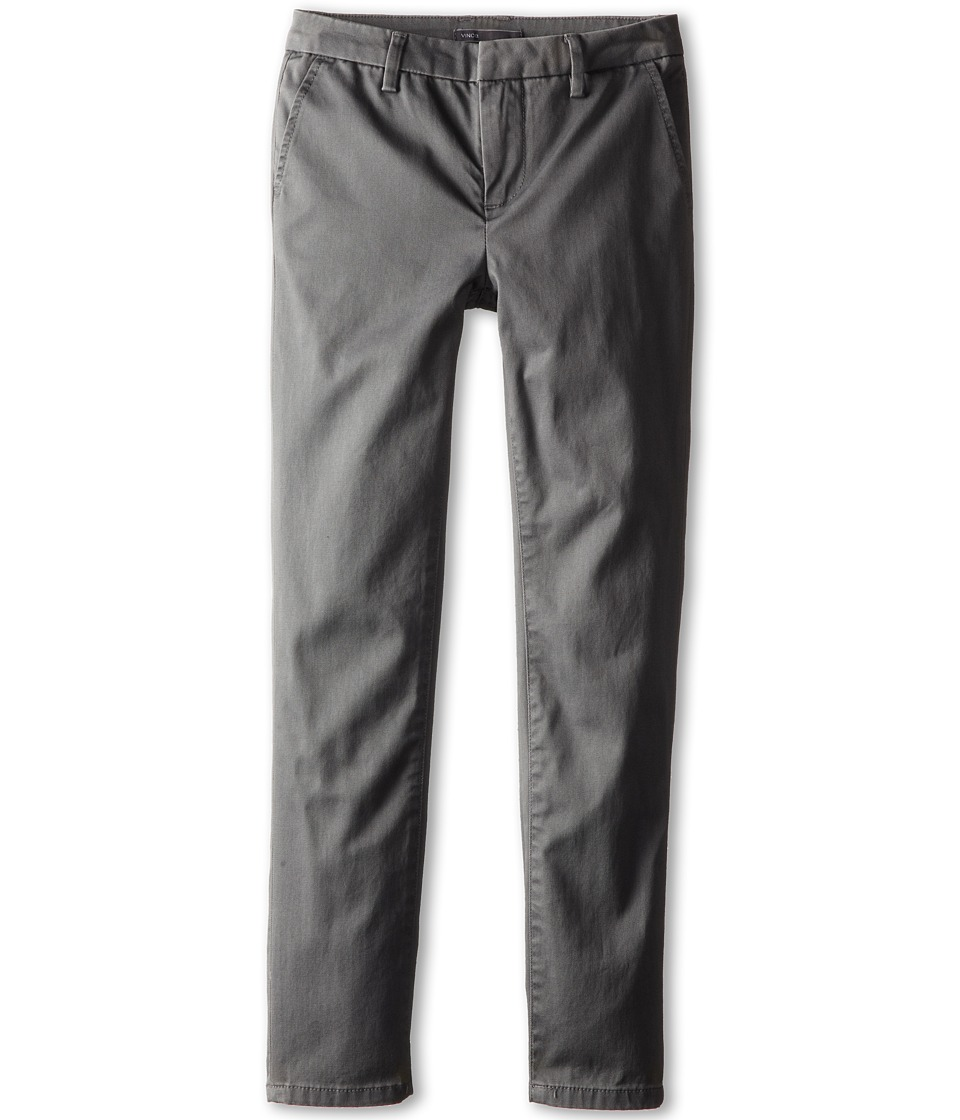Vince Kids - Classic Chino (Big Kids) (Smoke) Boy's Casual Pants