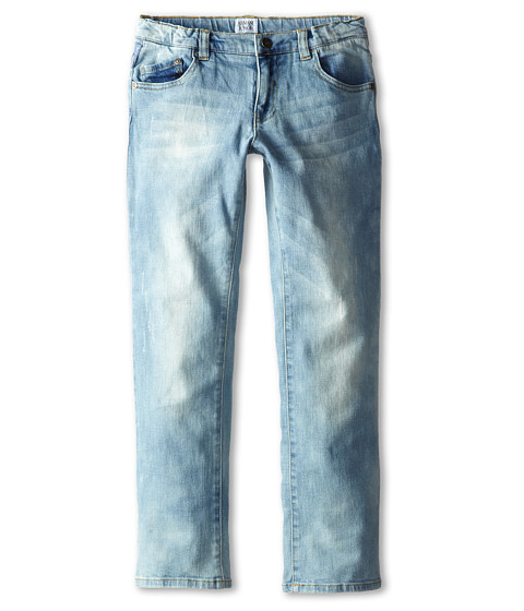 Armani Junior - Light Wash Denim (Toddler/Little Kids) (Denim) Boy's Jeans