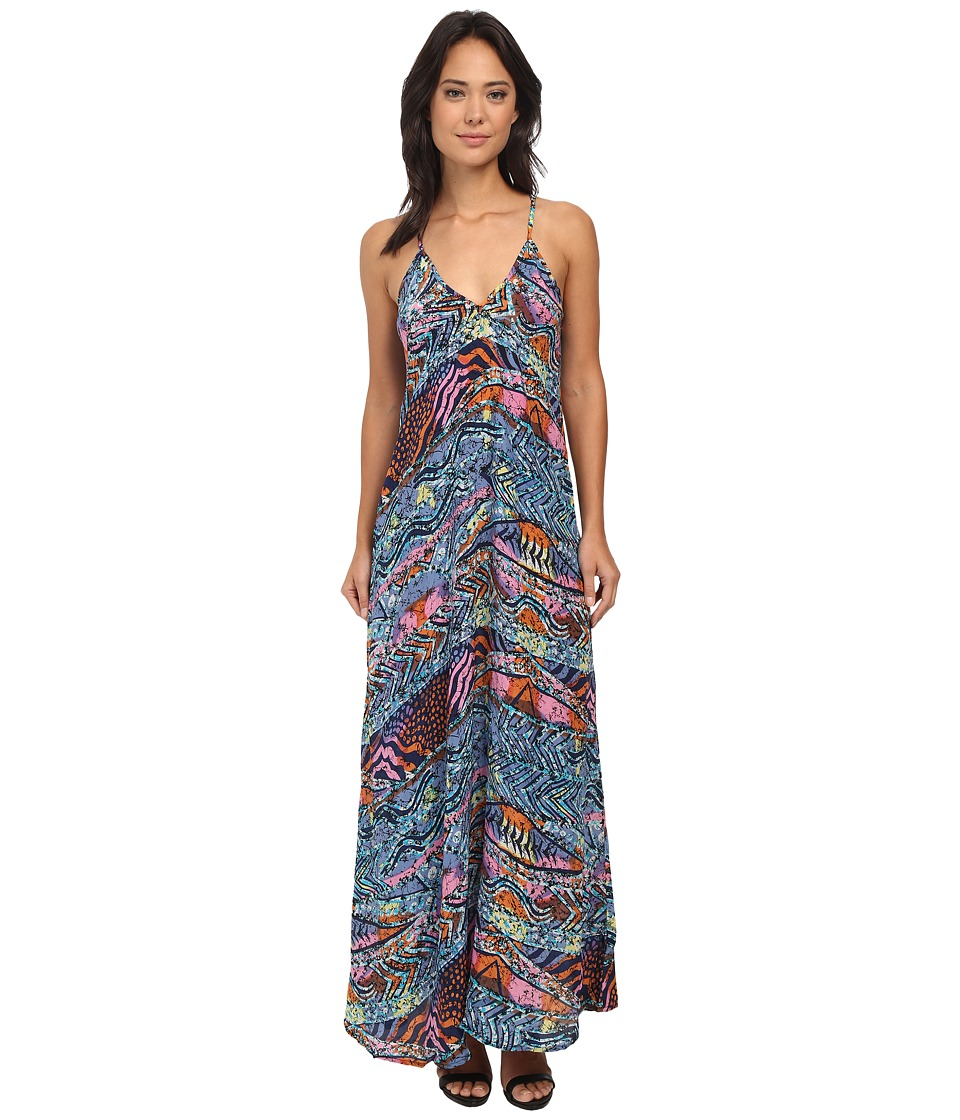 Tolani - Cristina Maxi Dress (Blue) Women