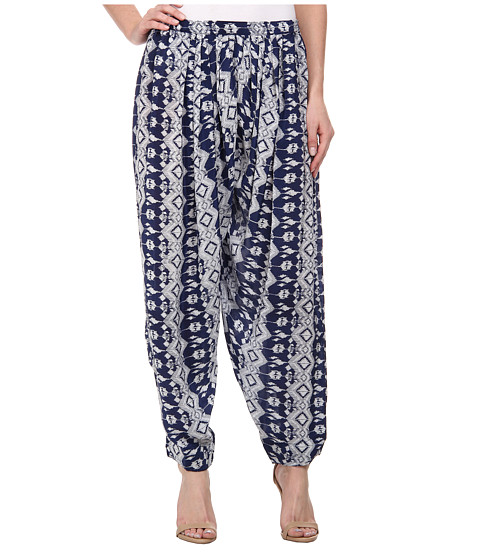 Tolani - Haley Harem Pants (Indigo) Women
