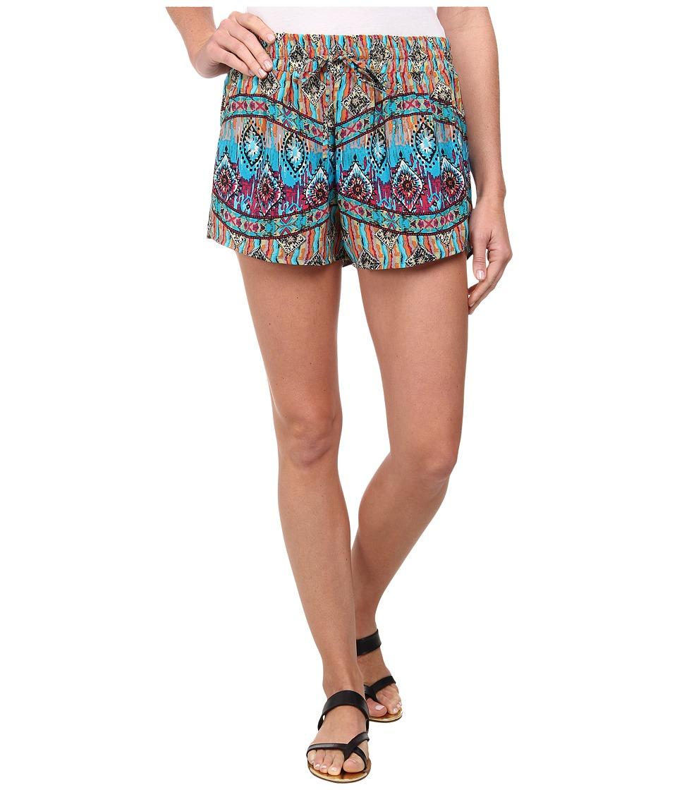 Tolani - Maddie Shorts (Green) Women's Shorts