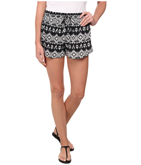 Tolani - Maddie Shorts (Black Ikat) Women