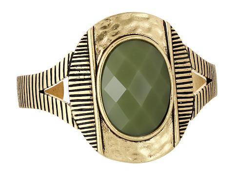 Lucky Brand - Mint Cuff Bracelet (Gold) Bracelet