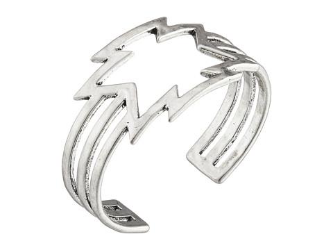 Lucky Brand - Arizona Statement Cuff Bracelet (Silver) Bracelet