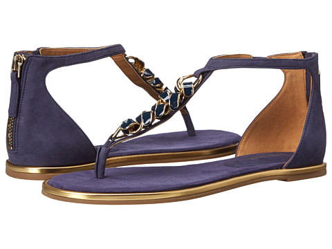 Nine West - Keylime (Navy Nubuck) Women's Sandals