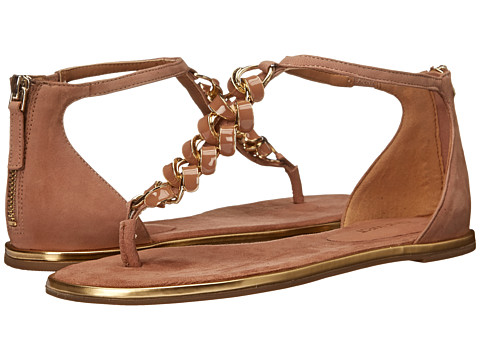 Nine West - Keylime (Natural Nubuck) Women's Sandals