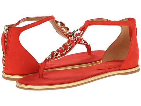 Nine West - Keylime (Red Nubuck) Women's Sandals