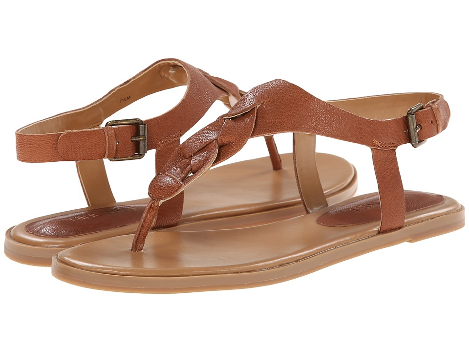 Nine West Kearin (Cognac Leather) Women