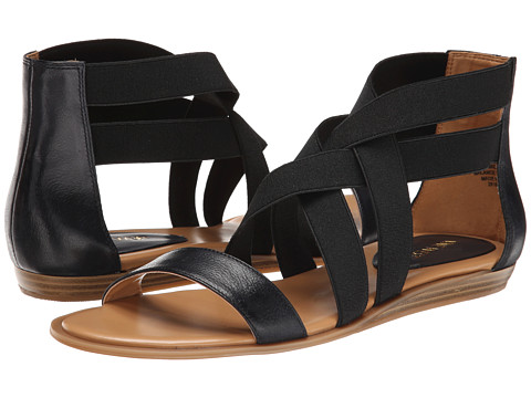 Nine West - Voi (Black Multi Fabric) Women's Sandals