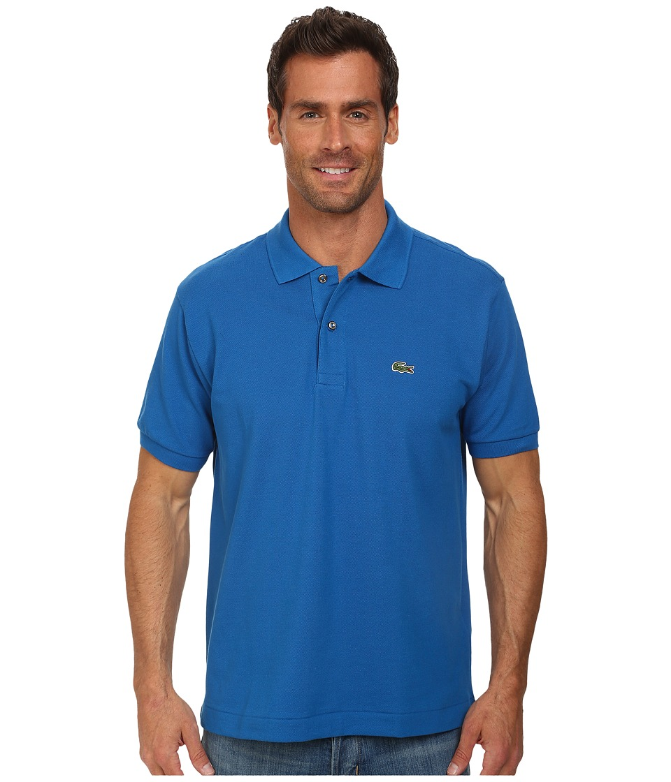 Lacoste - L1212 Classic Pique Polo Shirt (Laser) Men's Short Sleeve Knit