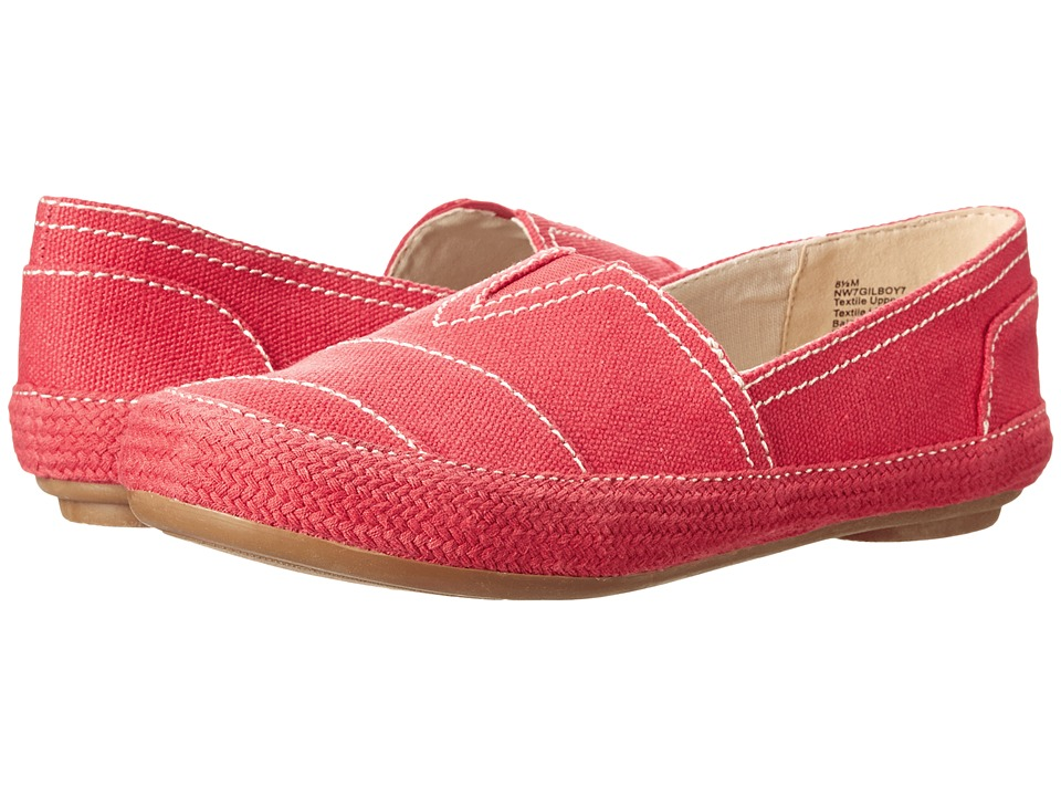 Nine West - Gilboy (Pink Fabric) Women's Flat Shoes