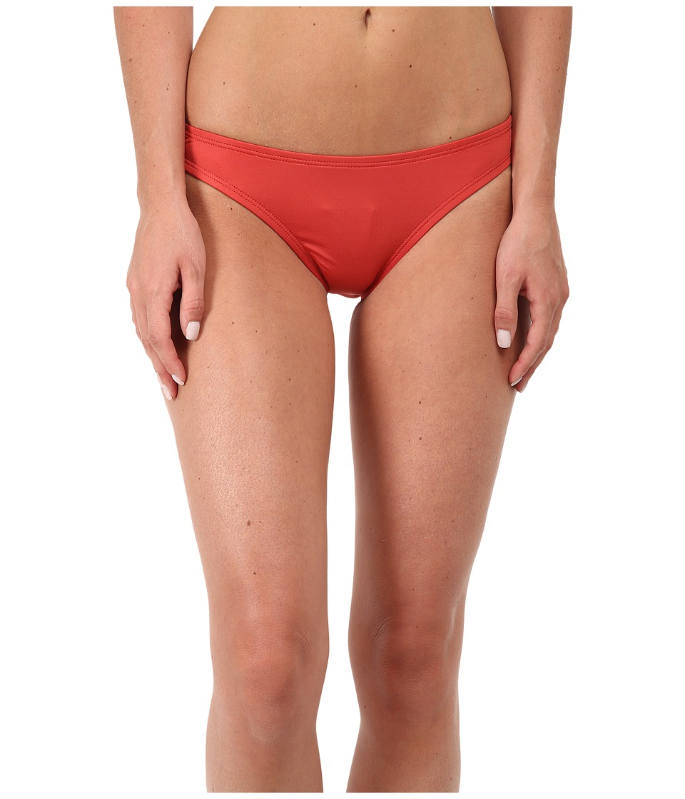 Patagonia Solid Sunamee Bottoms (Sumac Red) Women