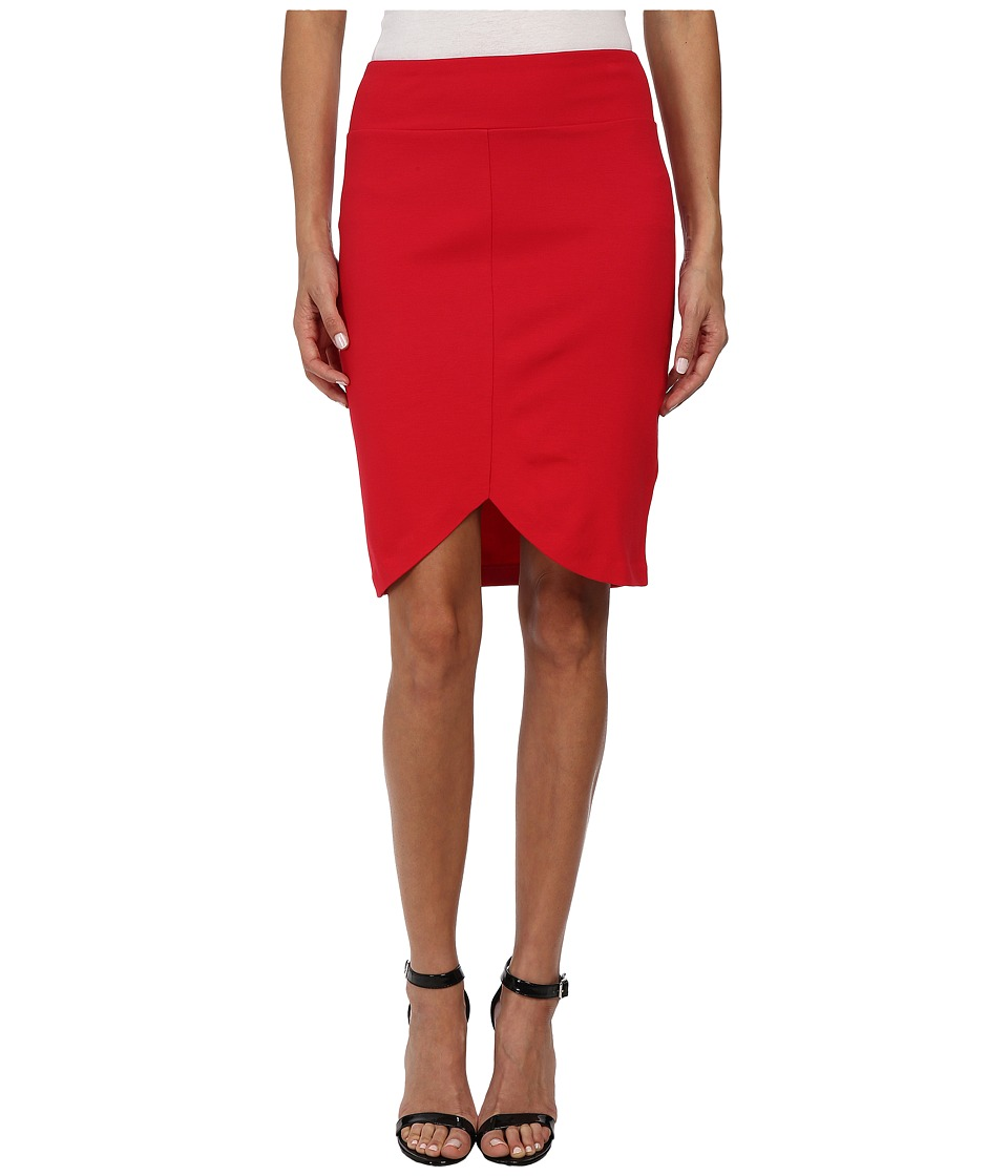 kensie - Ponte Skirt KS2K6138 (Rouge) Women's Skirt