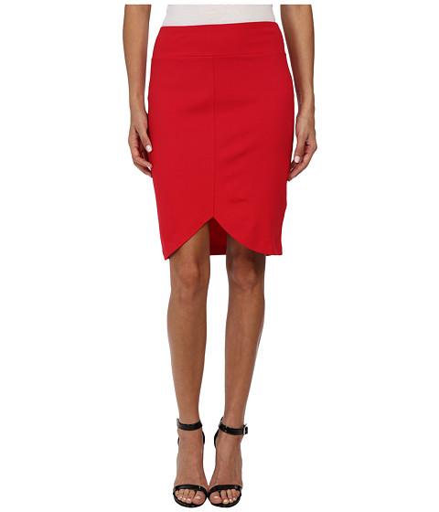 kensie - Ponte Skirt KS2K6138 (Rouge) Women
