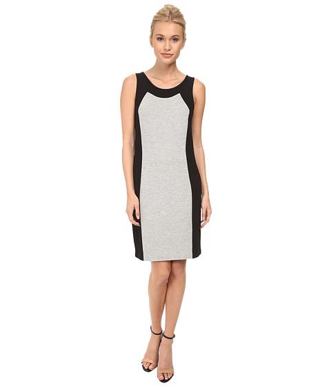 kensie - Ponte Dress KS2K9S99 (Heather Grey) Women's Dress