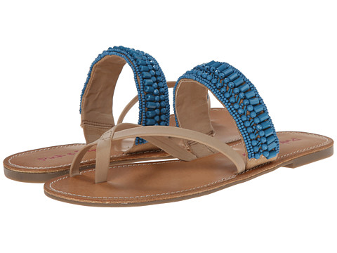 Pink & Pepper - Nataley (Ambra/Turquoise) Women's Sandals