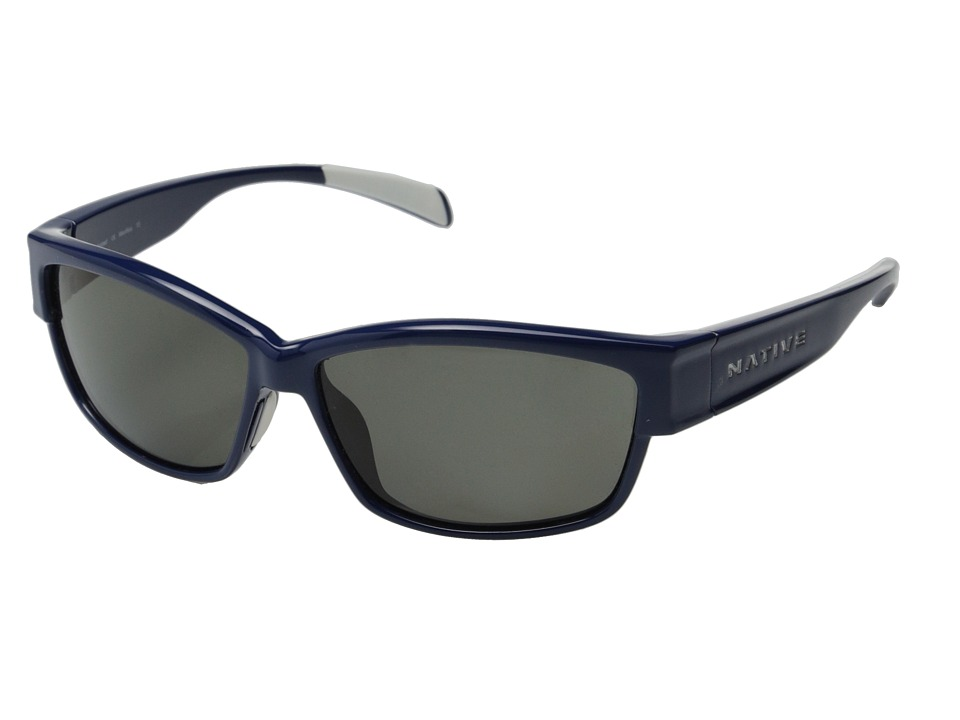 Native Eyewear - Toolah (Midnight/Gray) Sport Sunglasses