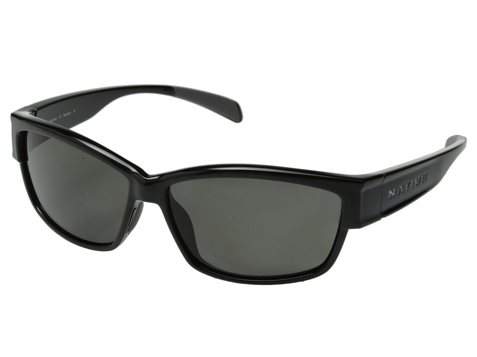 Native Eyewear - Toolah (Iron/Gray) Sport Sunglasses