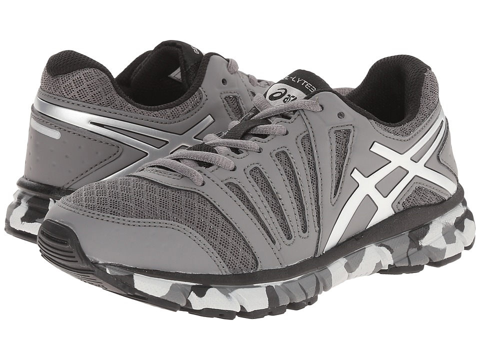 ASICS Kids - Gel-Lyte33 2 GS (Little Kid/Big Kid) (Titanium/Silver/Black) Boys Shoes
