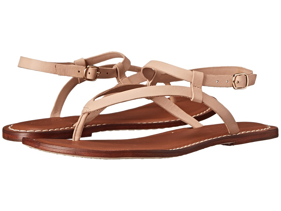 Image of Bernardo - Merit Classic (Blush Calf) Women's Sandals