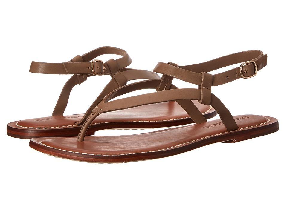 Bernardo - Merit Classic (Taupe Calf) Women's Sandals