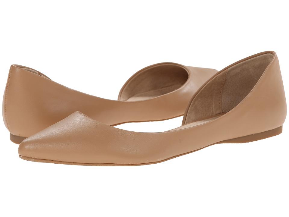 Steve Madden - Elusion (Natural) Women's Flat Shoes