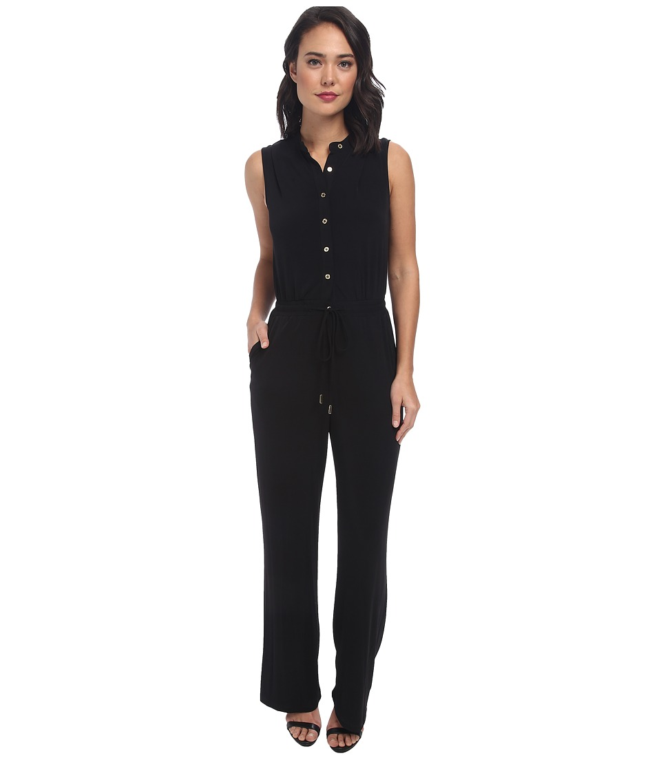 Calvin Klein - Jumpsuit CD4A1472 (Black) Women