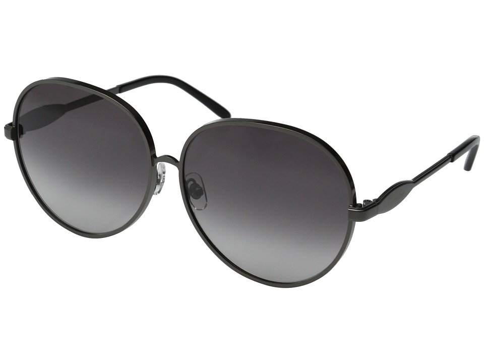 Wildfox - Fleur (Gunmetal) Fashion Sunglasses