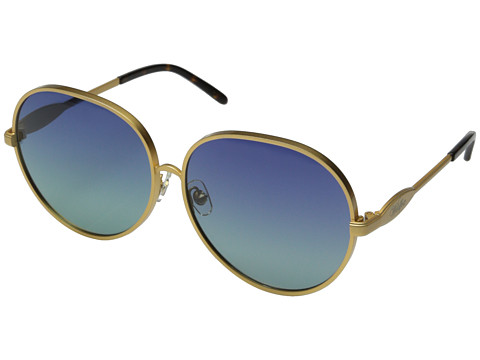 Wildfox - Fleur (Gold) Fashion Sunglasses