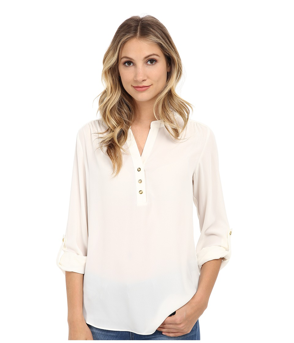 Brigitte Bailey - Karen Blouse (Ivory) Women's Blouse